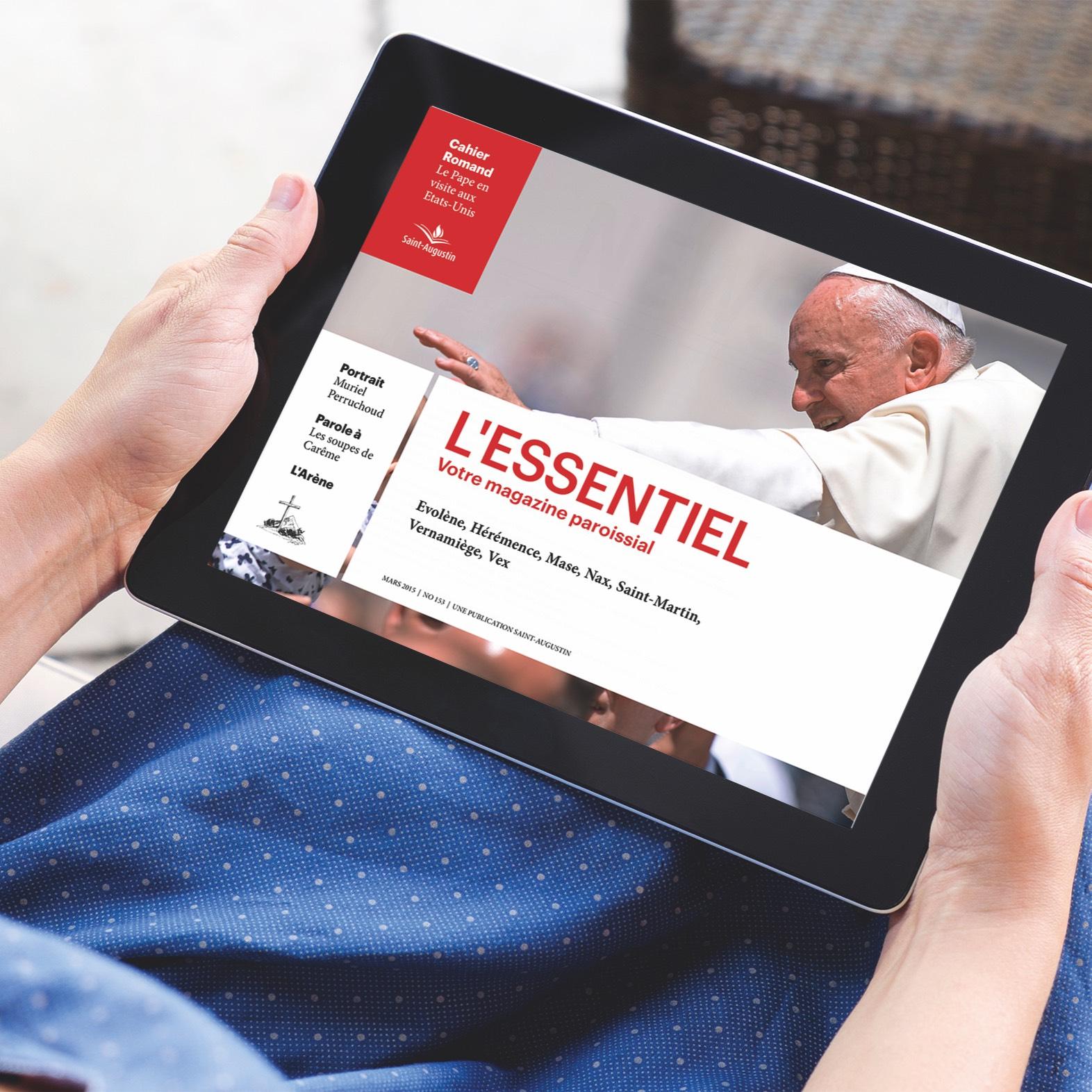 Offre L'Essentiel digital