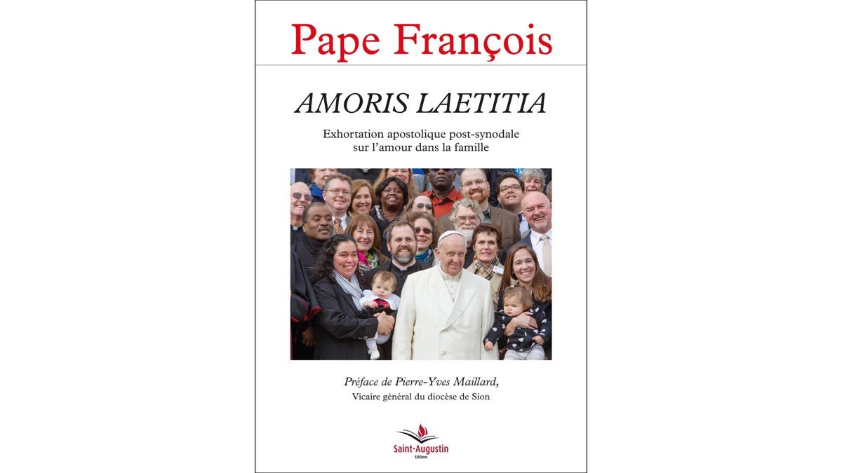 Amoris Laetitia – Pape François