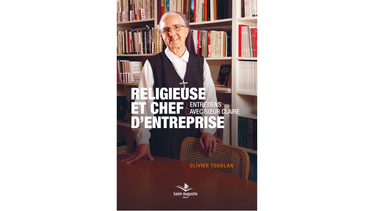 Religieuse et chef d'entreprise – Olivier Toublan