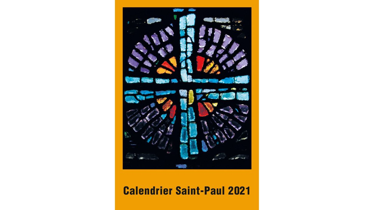 Calendrier Saint-Paul 2021