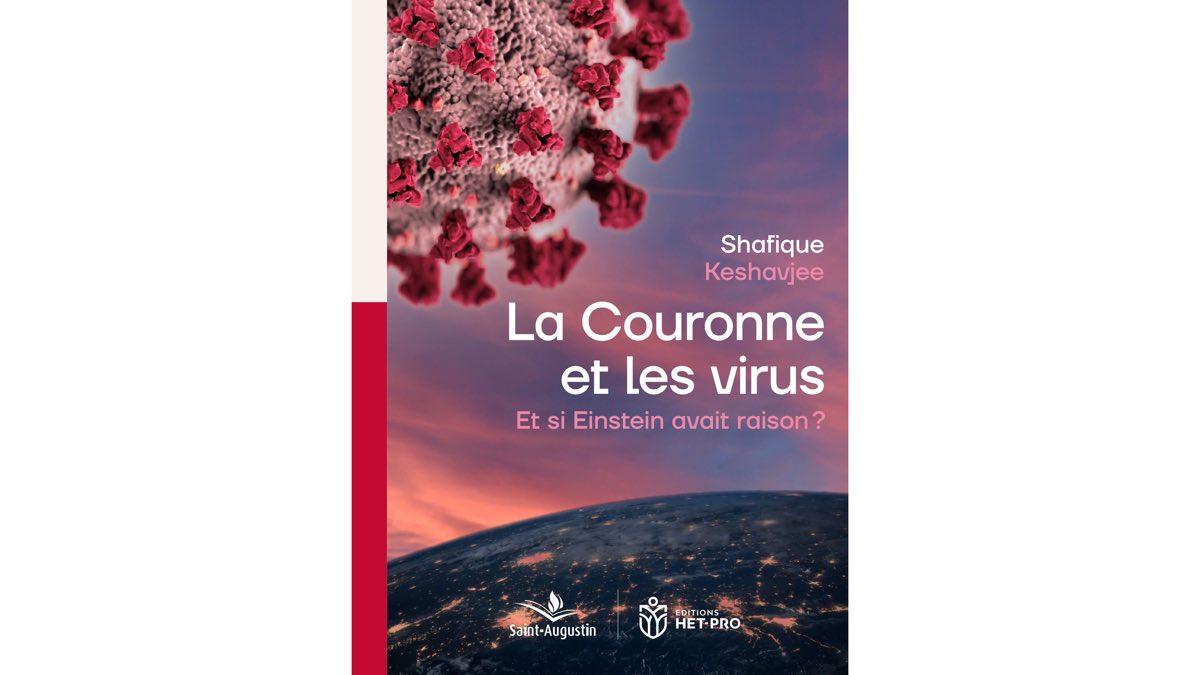 La Couronne et les virus – Shafique Keshavjee