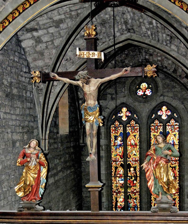 Carême et Pâques, regards des paroisses